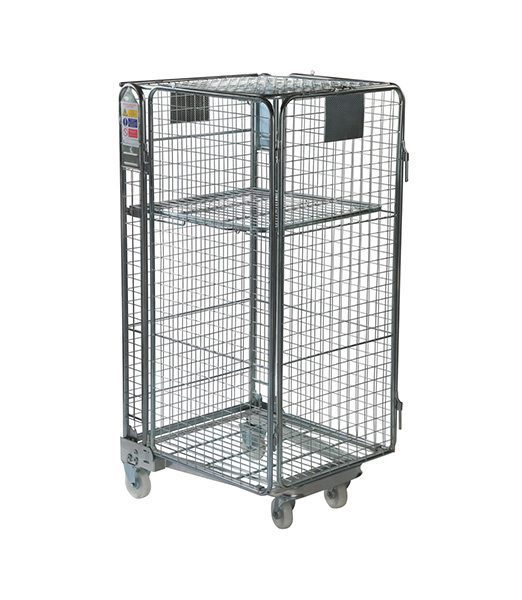 Security Roll Pallet