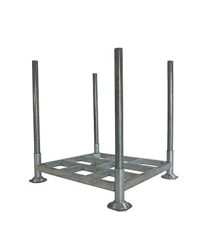 small heavy duty post pallet storgage