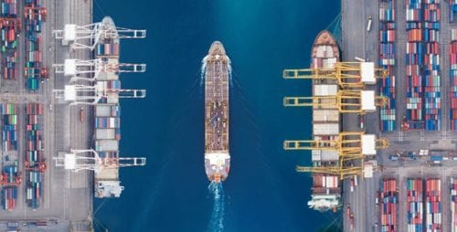 uk shipping lanes
