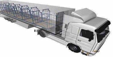 bulk furniture transport