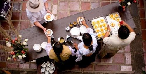 hospitality sector logistics