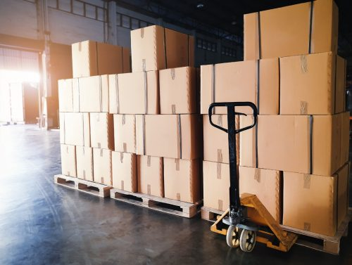 roll container shipments